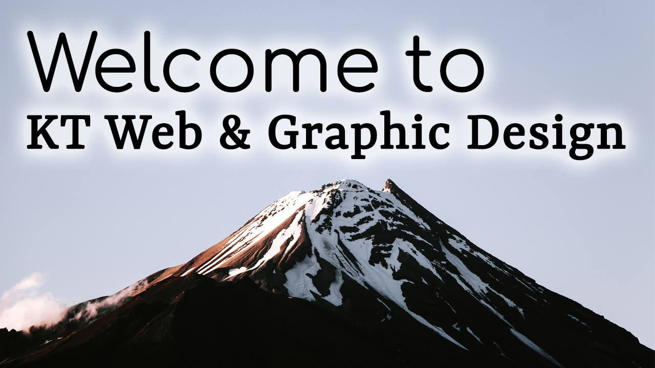 Welcome to KT Web & Graphic Design - Graphic